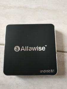 NEW - Android 4K TV box with 2GB RAM and 16GB storage
