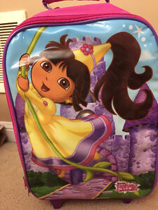 Dora Rolling Backpack - Brand New With Tag