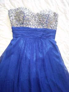 Robe de soiree / de bal / de fiancaille ** NEUVE ** dress