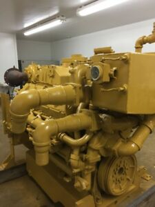 3412 caterpillar marine engine