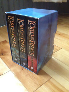 Lord of the rings complete bookset Cambridge Kitchener Area image 2