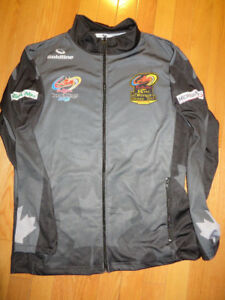 Ben Hebert ROTR Game Issued - Team Koe Signed Jacket