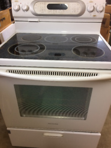 Kitchen Aid stove