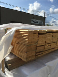 1x6x10 Pine T&G BUNDLES - LUMBER CLEAROUT