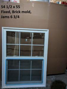 Vinyl window sale