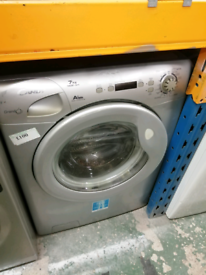 CANDY 7KG WASHING MACHINE SILVER A+WITH WARRANTY AT RECYK