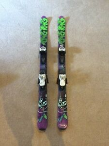 Kids K2 trick skis very good condition 200 obo or trade