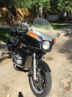 81 Honda gl1100. $11 a month to plate