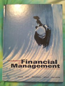 Red Rive College Financial Management Text Book