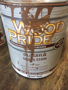Dulux Wood Pride Siding Stain