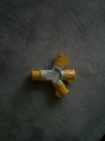 110 volt splitter .used