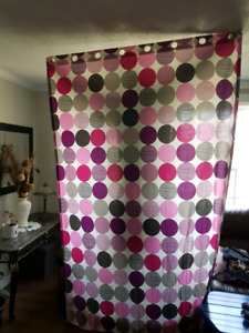Curtain Panel With Grommets