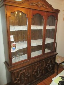 China Cabinet-Must Sell For Senior