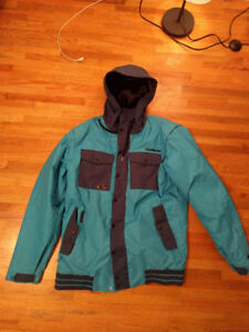 O'NEILL Men's L Ski/Board Jacket