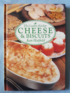Kitchen Book : The Country Kitchen : Cheese & Biscuits.