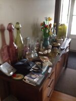 Massive amount of estate sale left overs - PRICE FOR ENTIRE LOT