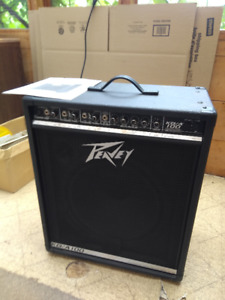 A guitar and microphone amp PEAVEY 100W in Enderby