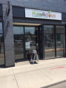 Annex Cafe For Sale
