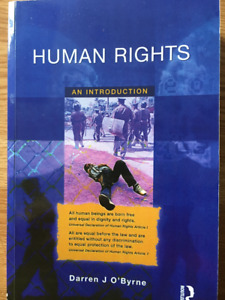 Human Rights: An Introduction by Darren J. O'Byrne