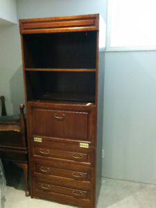 Book shelf and/or cabinet