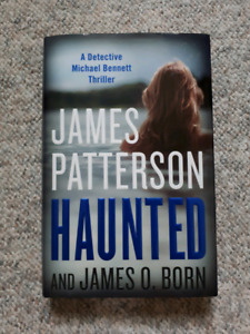 """""""Haunted"""" by James Patterson"""