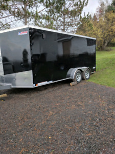 2018 Pace trailer