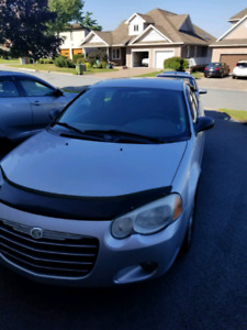 2006 Chrysler Sebring, great condition, 1yr left on MVI,