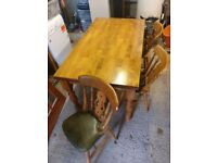 Country Kitchen dining set
