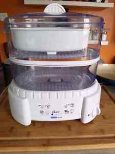 Oster steamer and rice cooker