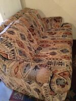 ** FREE LOVESEAT & CHAIR, GREAT CONDITION **