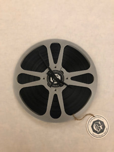 GENUINE Movie Reel Wall Clock by Goldberg Brothers Inc.