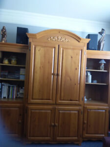 Armoire 3 sections