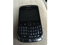 Blackberry curve 9300 on O2, £25