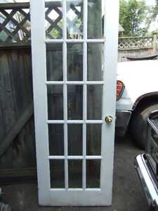 White French Door 28in x 80in