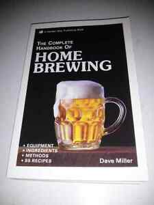 NEW book The Complete Handbook of Home Brewing Kitchener / Waterloo Kitchener Area image 1