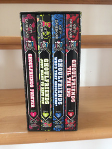 Monster High Book Set - BRAND NEW