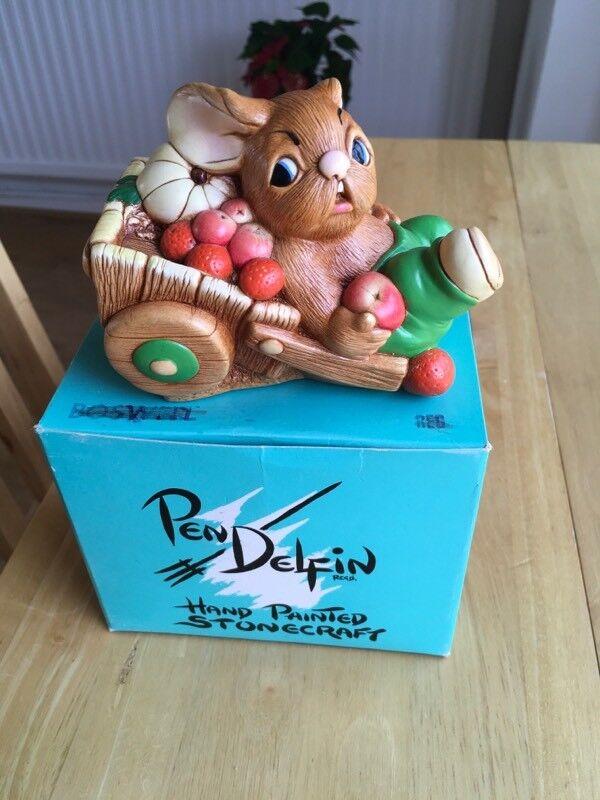 Pendelfin Rabbits 'BARROW BOY' NEW