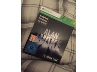 Alan wake xbox game