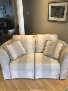 Couch + Love seat Set