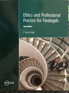 MOHAWK COLLEGE TEXTBOOKS - OFFICE ADMINISTRATION & PARALEGAL