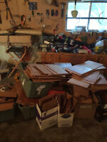 Panelling pieces, FREE Crafts, kindling,firepits