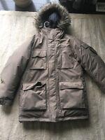 Eddie Bauer goose down jacket size medium