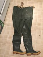 Chest waders. Size 8 or nine