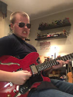 Guitarist Looking to Join/Form Band