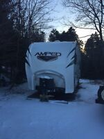 Amped toy hauler for sale 2015
