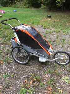 Chariot Cougar 1 Stroller and Bike Hitch Peterborough Peterborough Area image 1