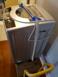 Avanti washer for apartment