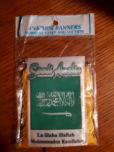 Saudi Arabia Minnie Banner