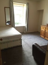 Aberdeen city centre furnished studio flat