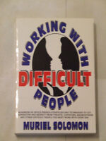 Working With Difficult People by acclaimed author Muriel Solomon